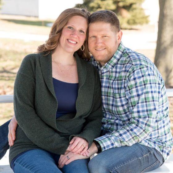Adoptive Family - Steve & Heather