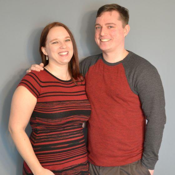 Adoptive Family - Josh & Jamie