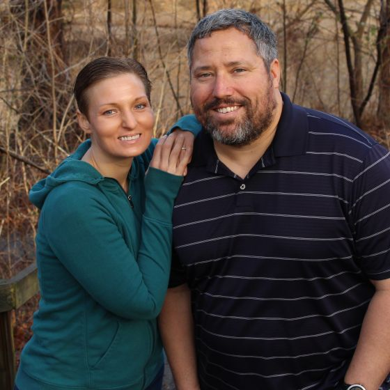 Adoptive Family - Steve & Terri