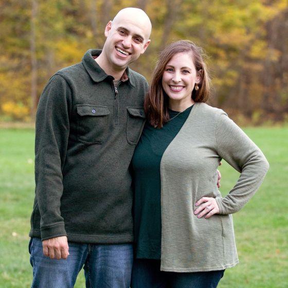 Adoptive Family - Nic & Kathy