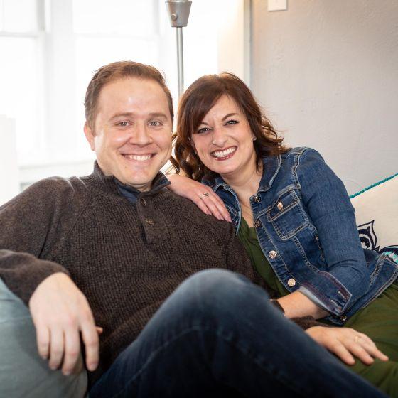 Adoptive Family - Luke & Cristen