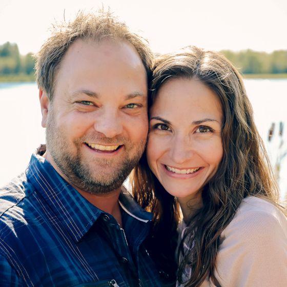 Adoptive Family - Matt & Jen