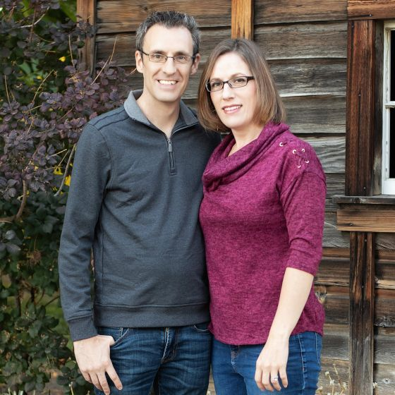 Adoptive Family - Nick & Joy