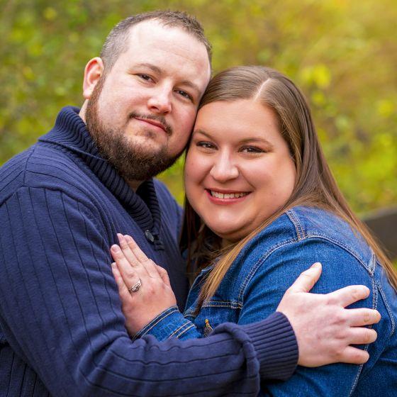 Adoptive Family - Josh & Shelby