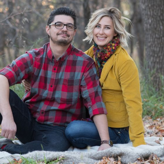 Adoptive Family - Dan & Ashley
