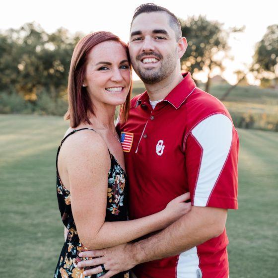 Adoptive Family - Chance & Kelly