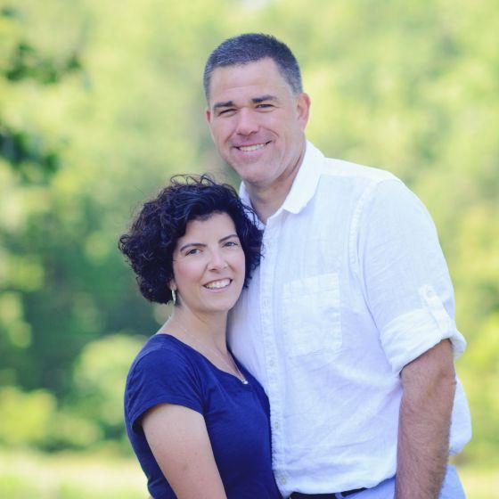 Adoptive Family - Nick & Mimi