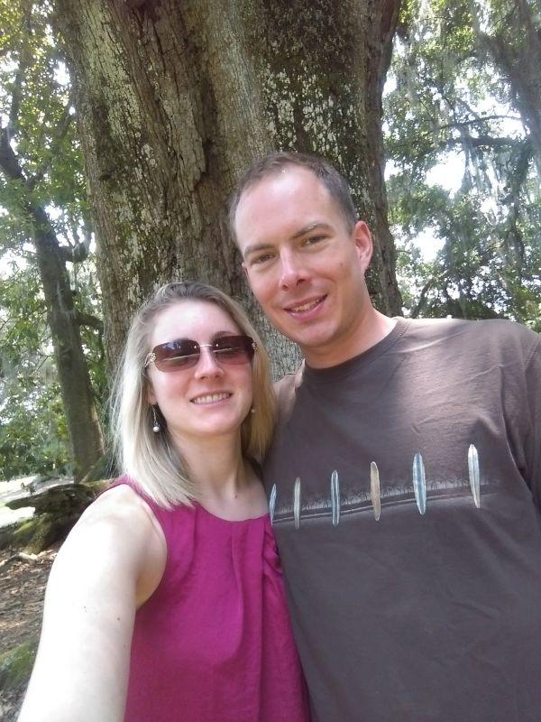 Visiting a Plantation in South Carolina