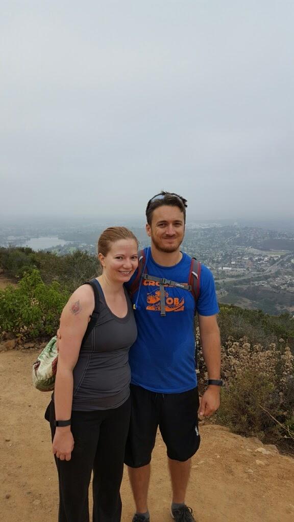 Hiking in San Diego