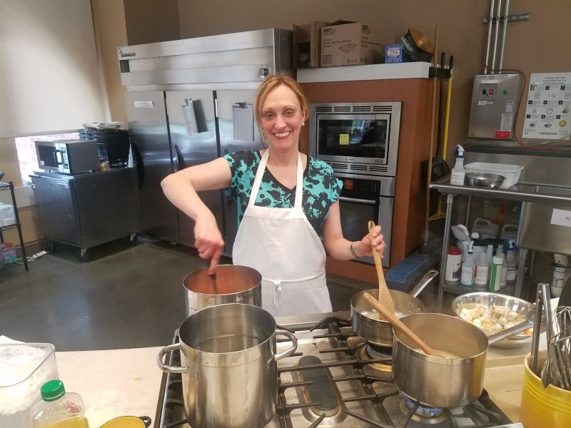 Heather Enjoys Cooking