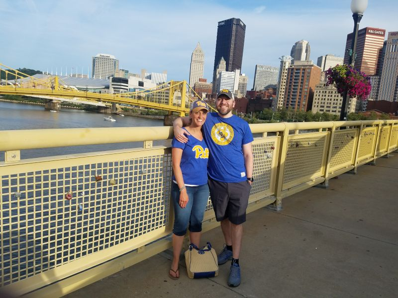 A Sunny Afternoon in Pittsburgh