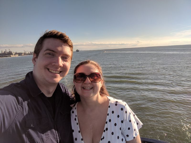 Celebrating Our Anniversary on a Dinner Cruise