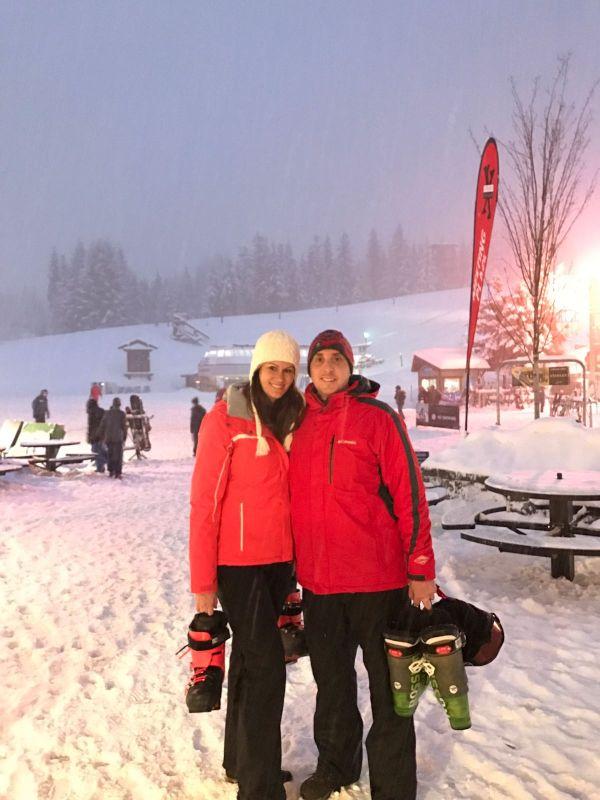 Fun After Skiing