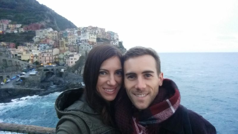 Hiking Cinque Terre in Italy