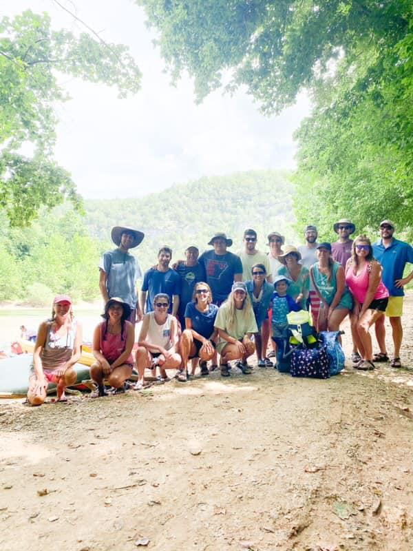 Friends & Family Canoe Trip