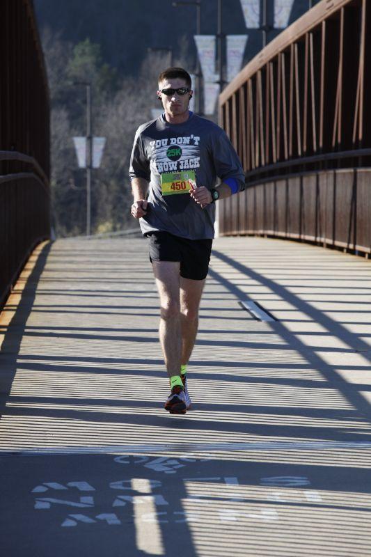 Aaron in a Marathon