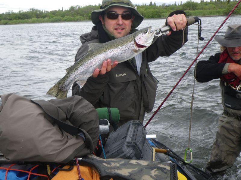 Seth Fishing