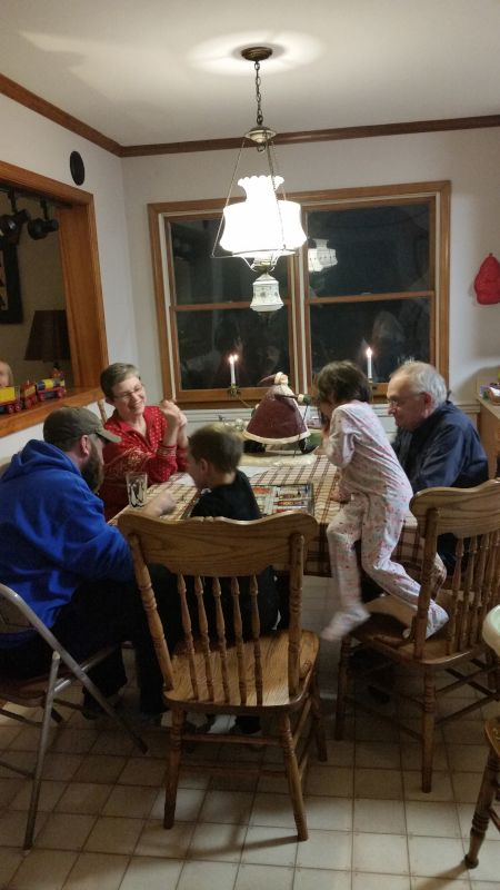 Game Night With Family