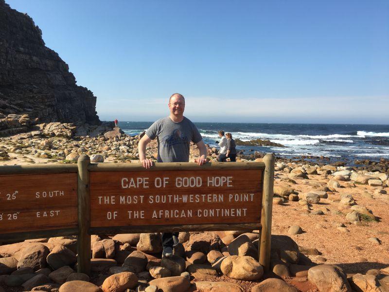 Matt in South Africa