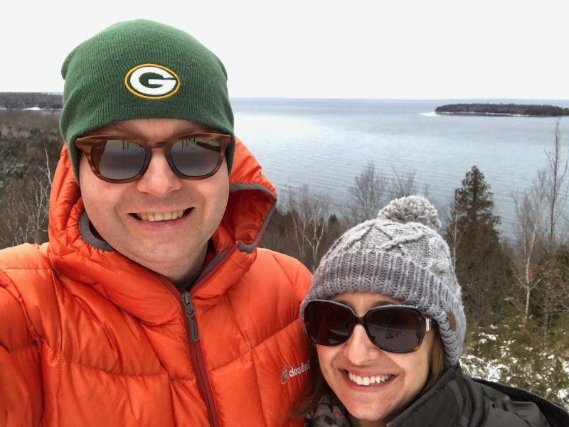 Winter Weekend at Door County