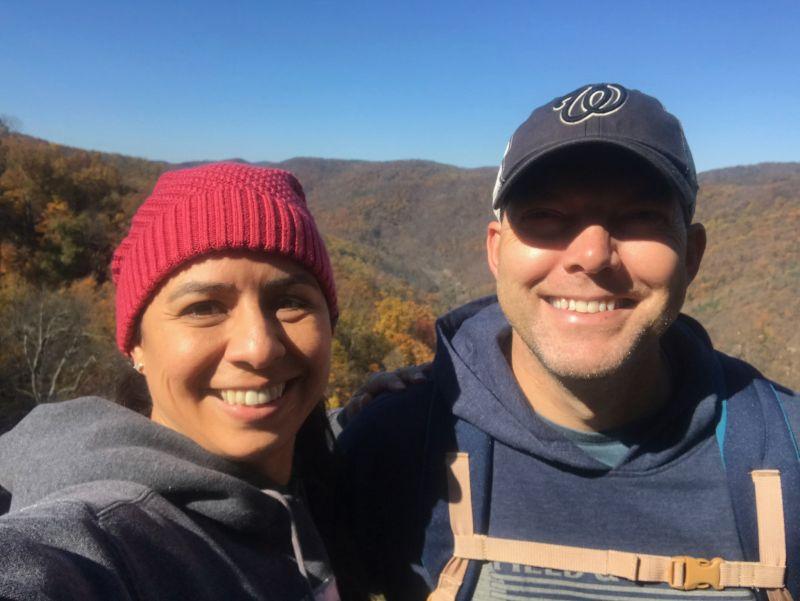 Hiking Trip to Montebello, VA