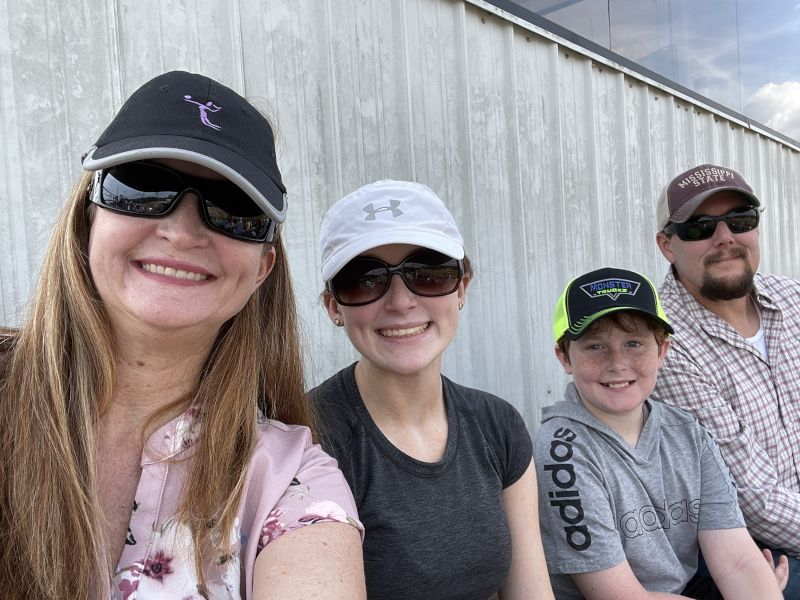 Family Fun at a Monster Truck Event