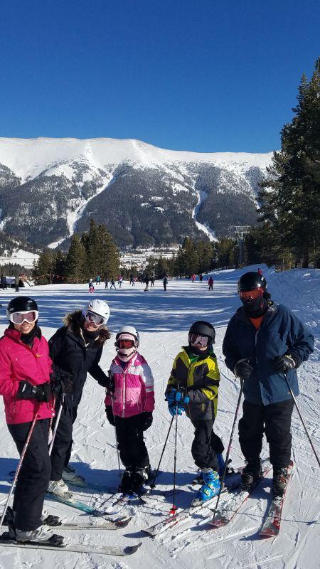 Annual Colorado Family Ski Trip