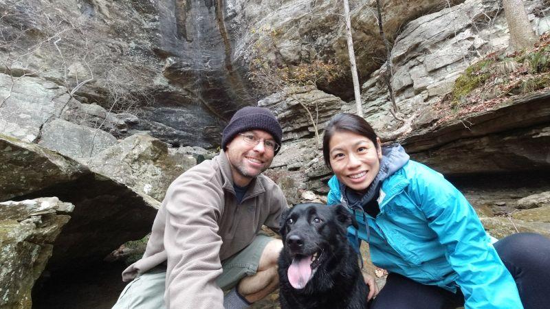 Hiking With Kira